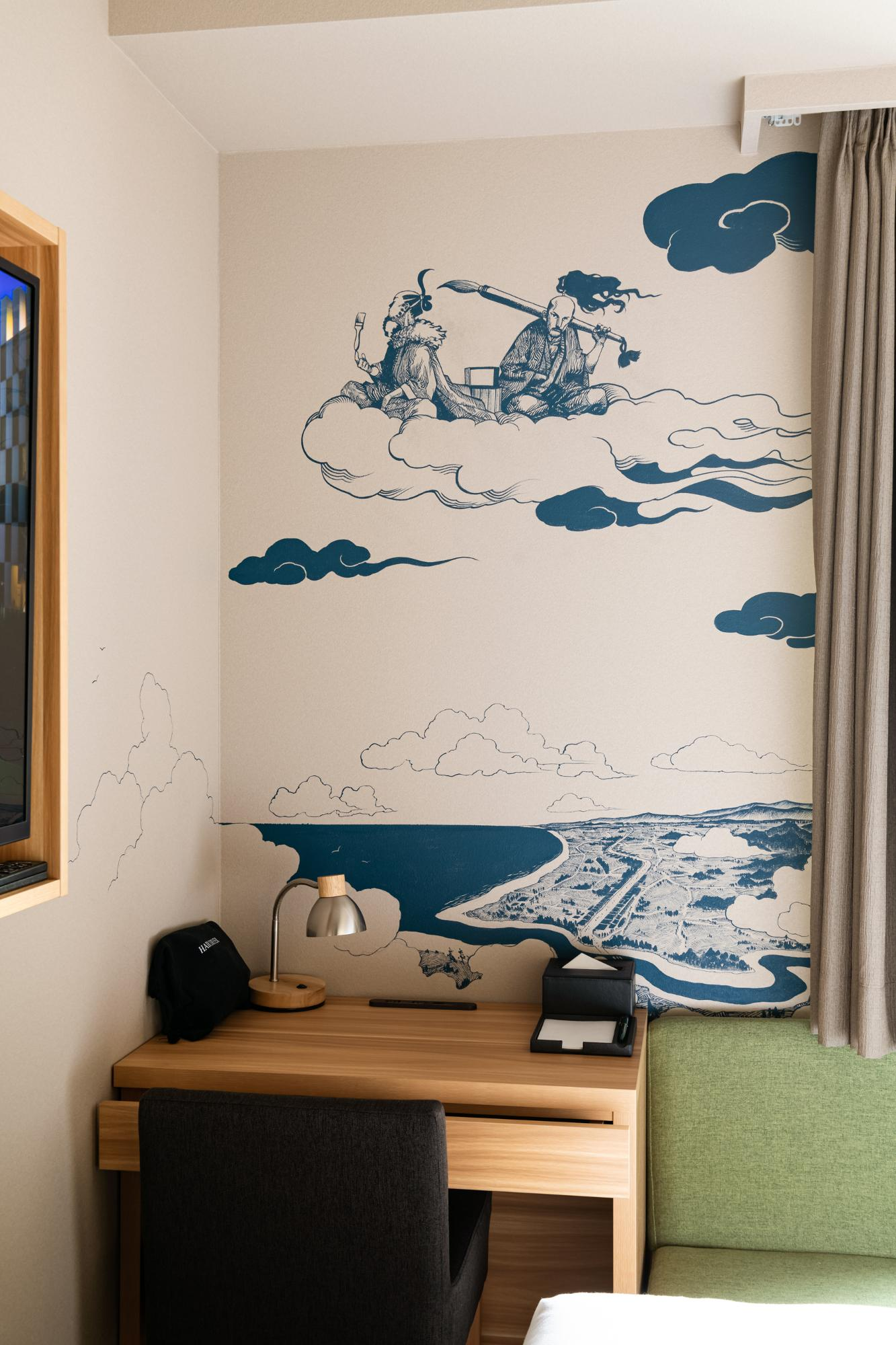 横浜出身在住のペインター・Kensuke Takahashiさんの作品
