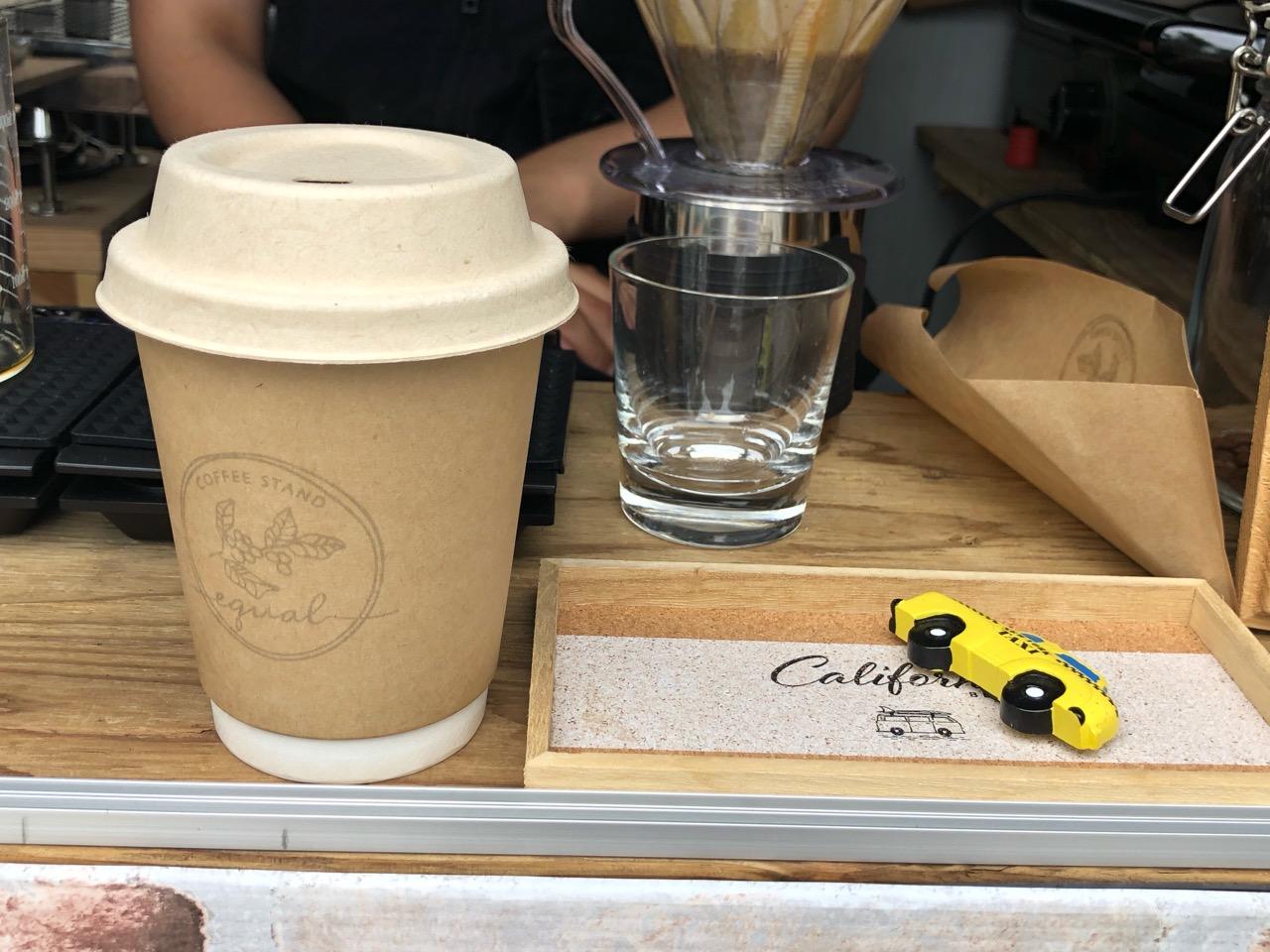 equal COFFEE STANDブレンド