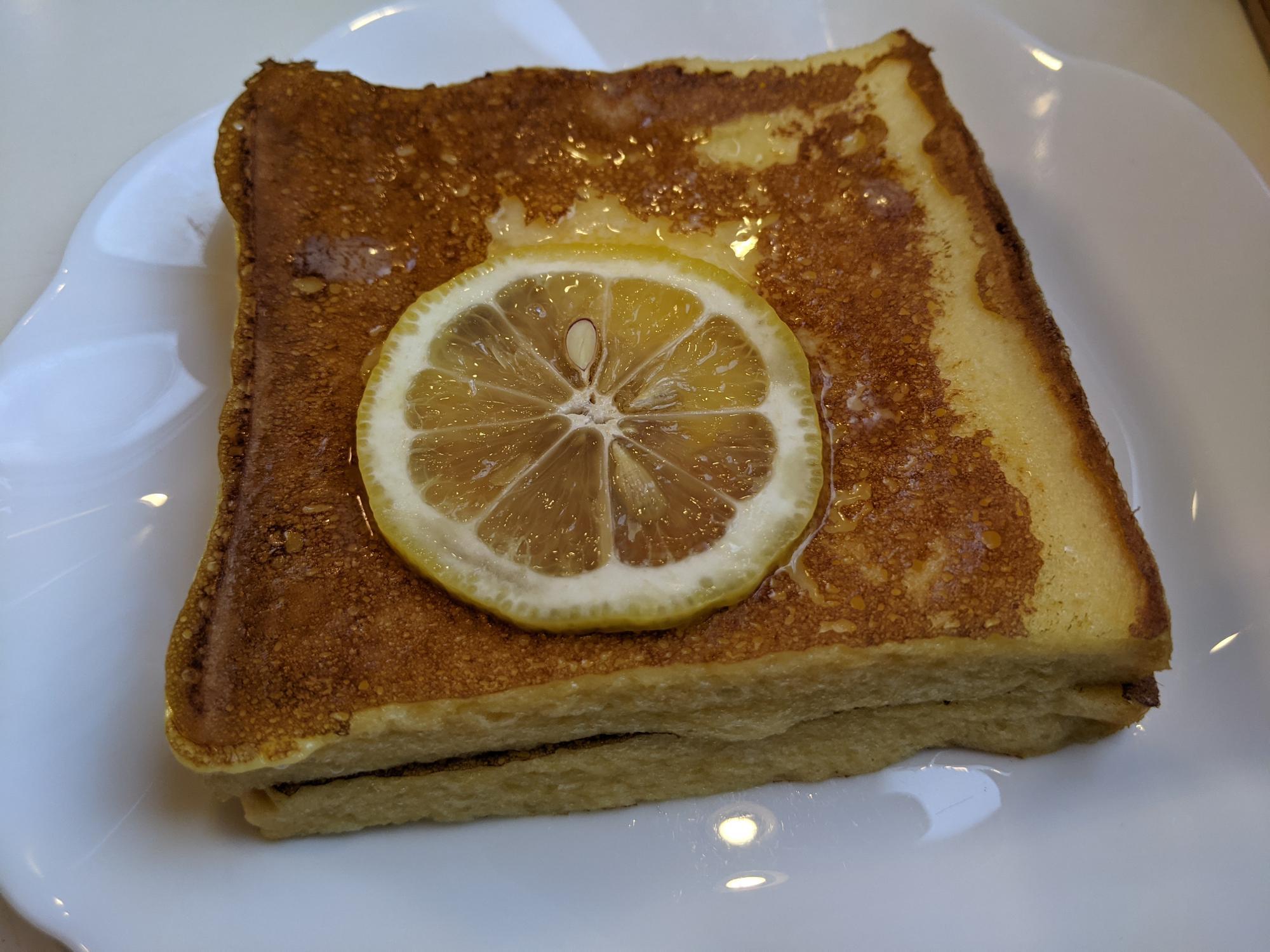 珈琲「ワンモア」フレンチトースト