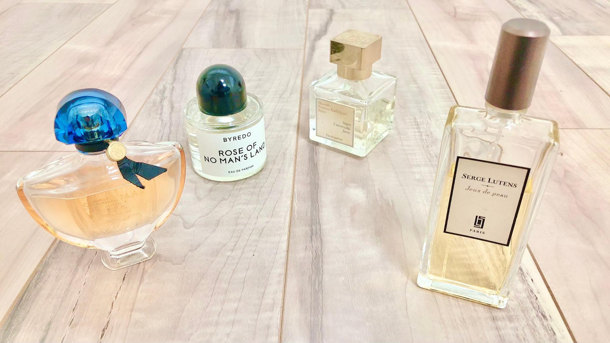 どんな香りを選ほう・・?