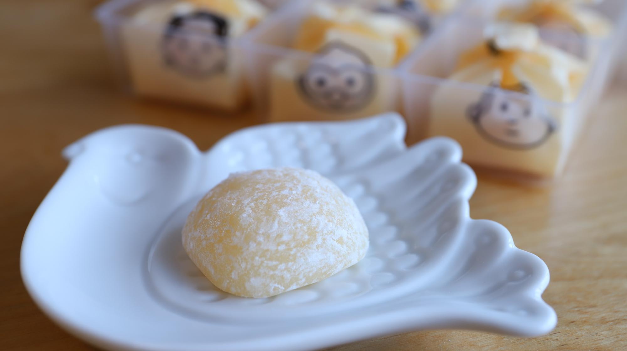 廣榮堂武田さんのきびだんご みるく味