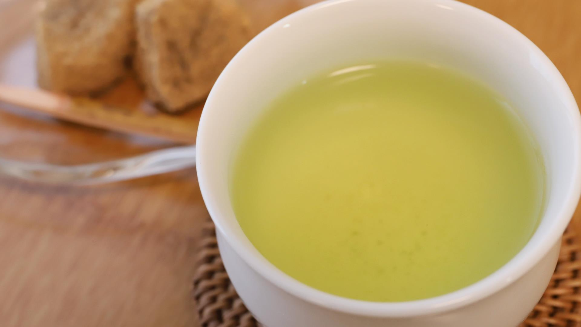 うおがし銘茶さんの超新茶