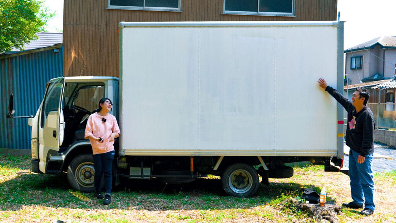 こちらのトラックは約50万円