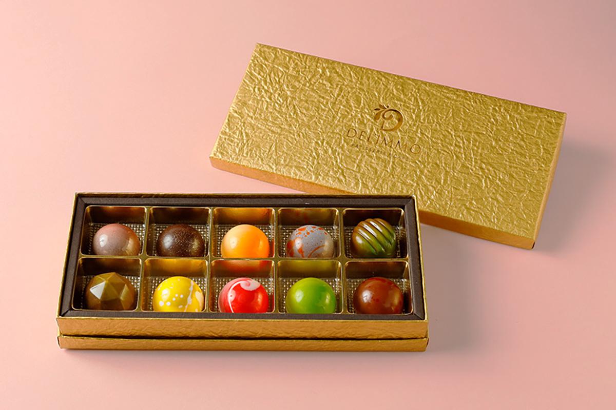 パティスリー&カフェ デリーモ「ショコラアソートパティスリー10」