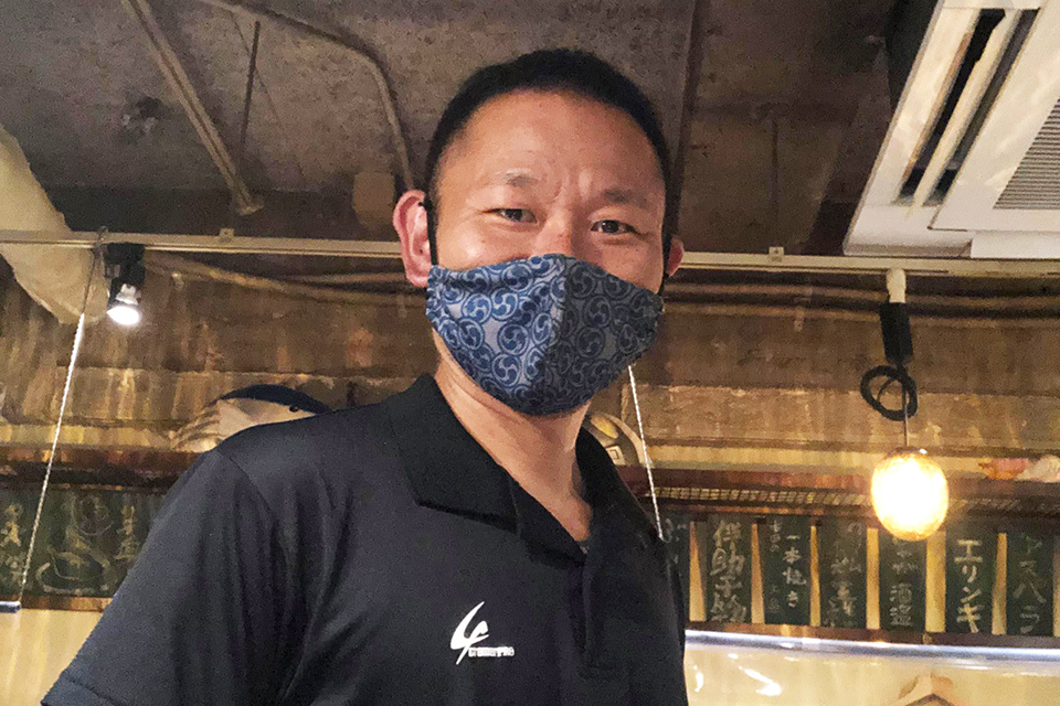 「大切にしていることは、スタッフが楽しく働いてくれること」という浦本さん。