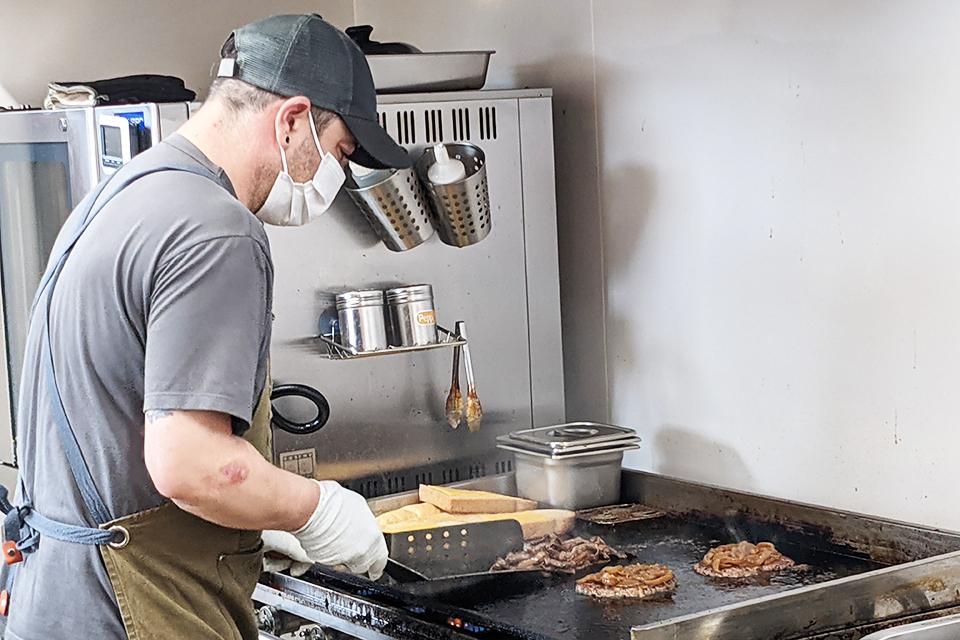 調理器具までアメリカスタイル。