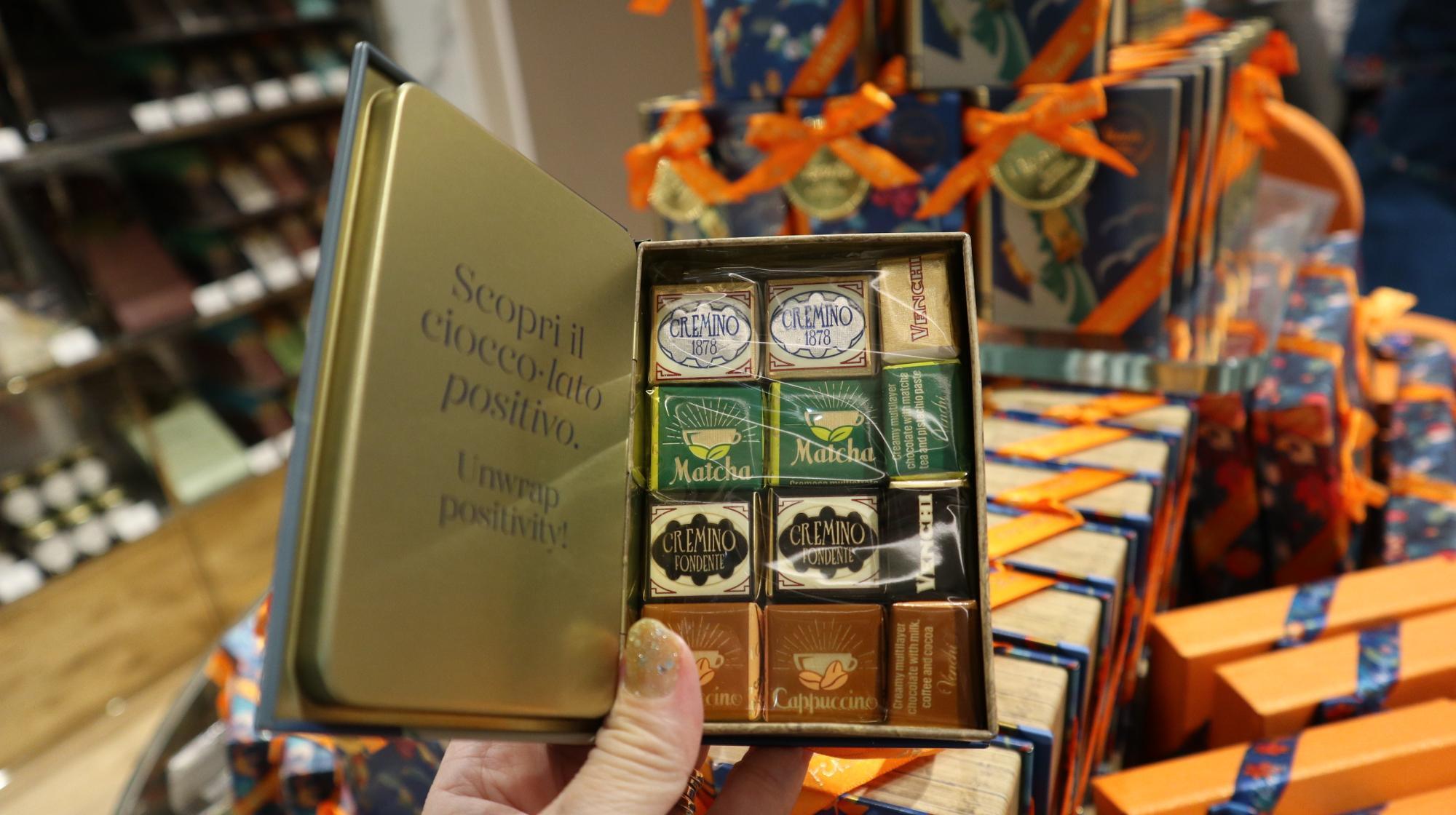 大阪店でもチョコレートが購入できます