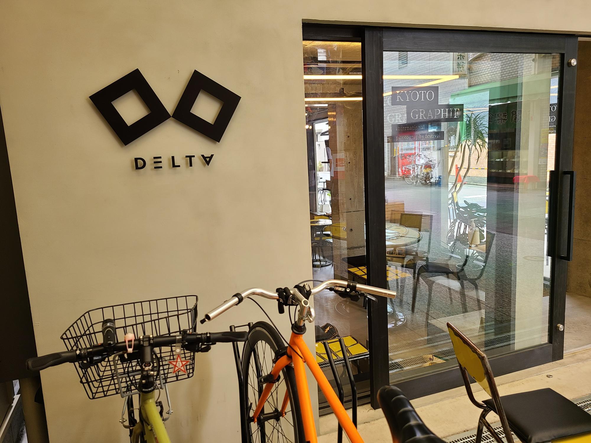 DELTA / KYOTOGRAPHIE Permanent Space