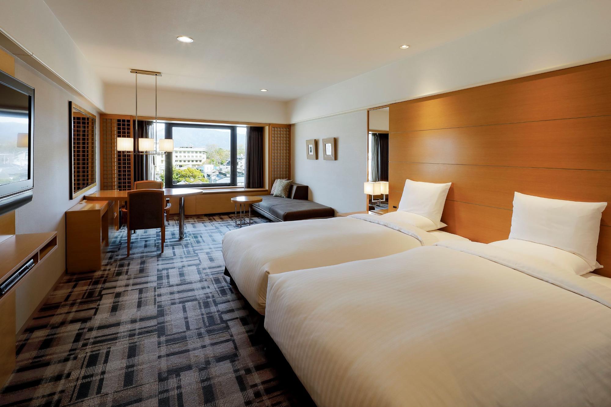 京都ブライトンホテル客室 京都ブライトンホテル提供