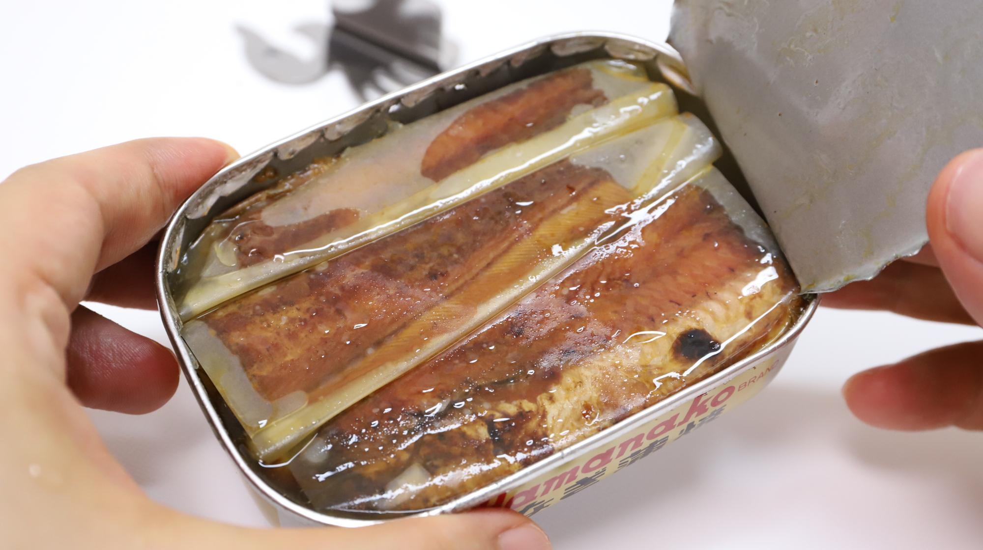浜名湖食品のうなぎ蒲焼