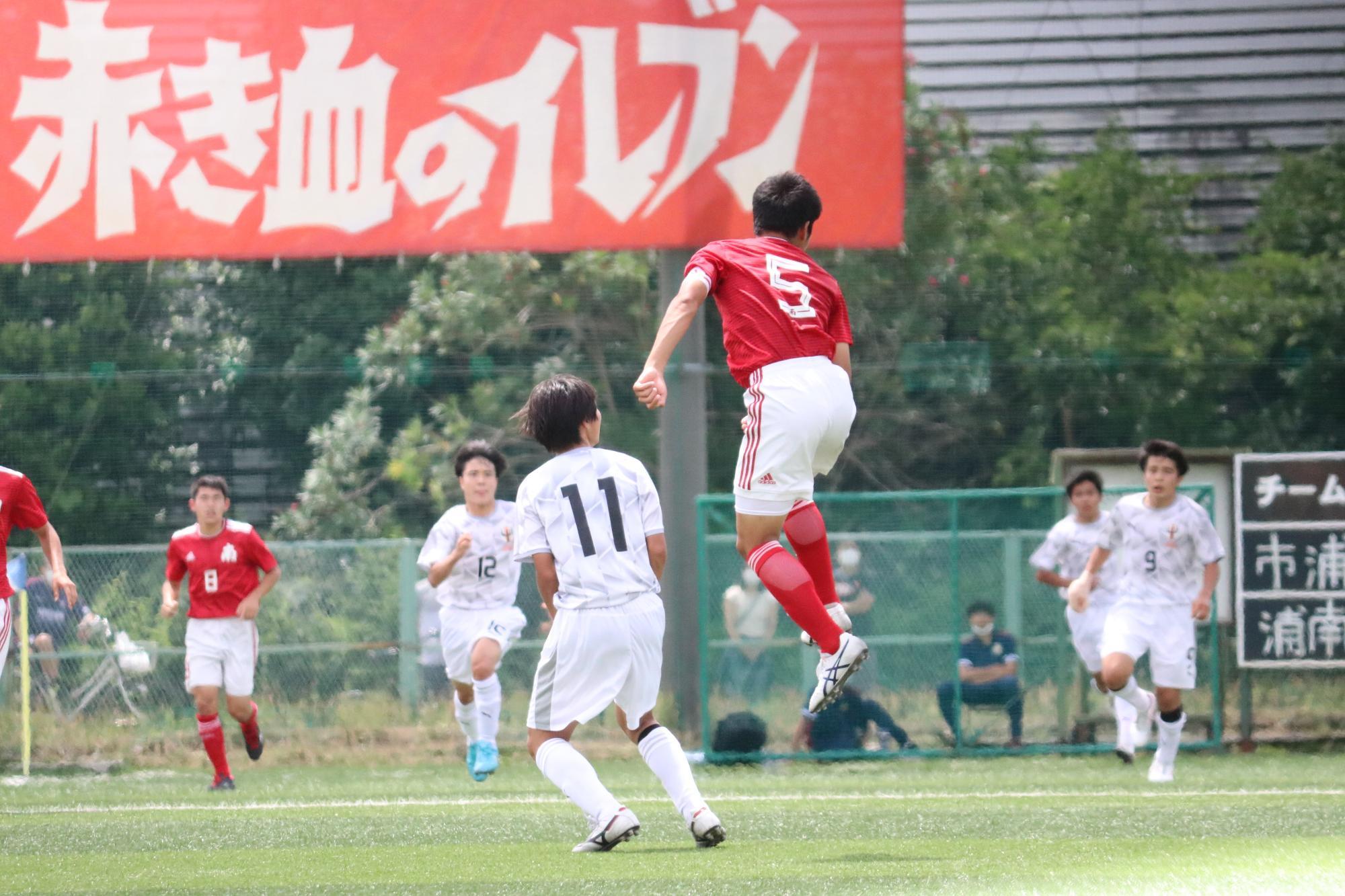 今年のインターハイ埼玉県予選では、浦和南対市立浦和の伝統の対決も(C)埼玉サッカー通信