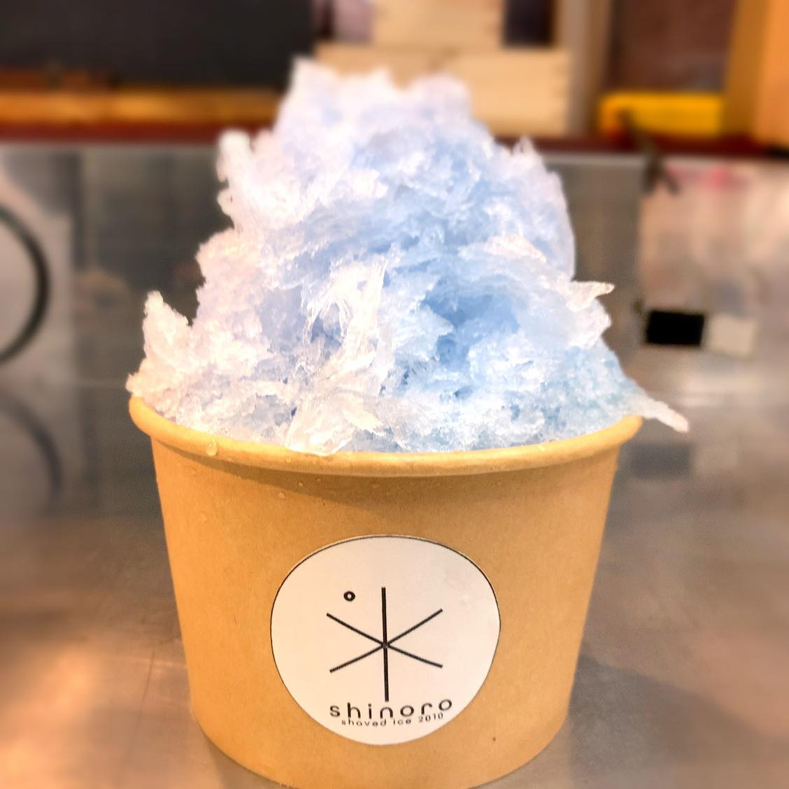 バタフライピーを煮出して作る優しい青さのシロップ