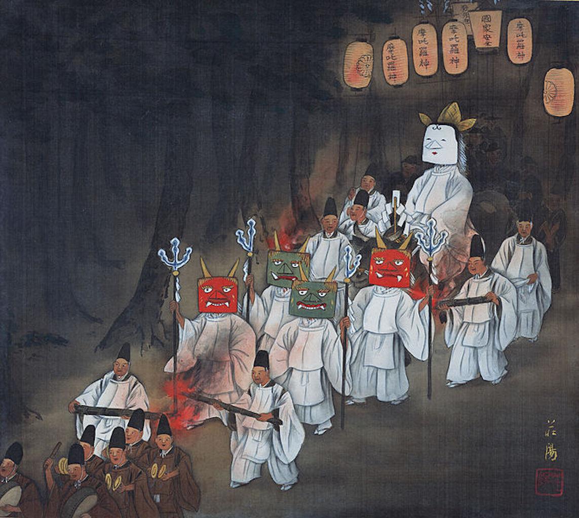 都年中行事画帖(1928年) - 国際日本文化研究センター所蔵