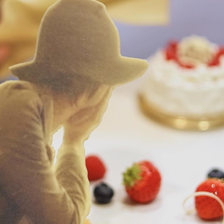 きょん。ケーキ
