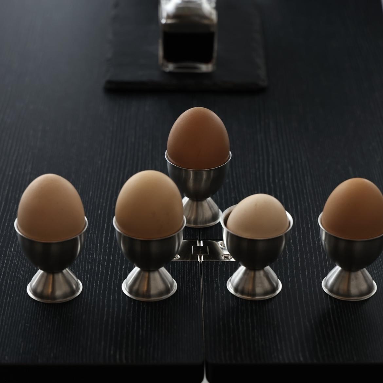 希少な卵がこんなにも多種類並ぶこと滅多にないですよね。