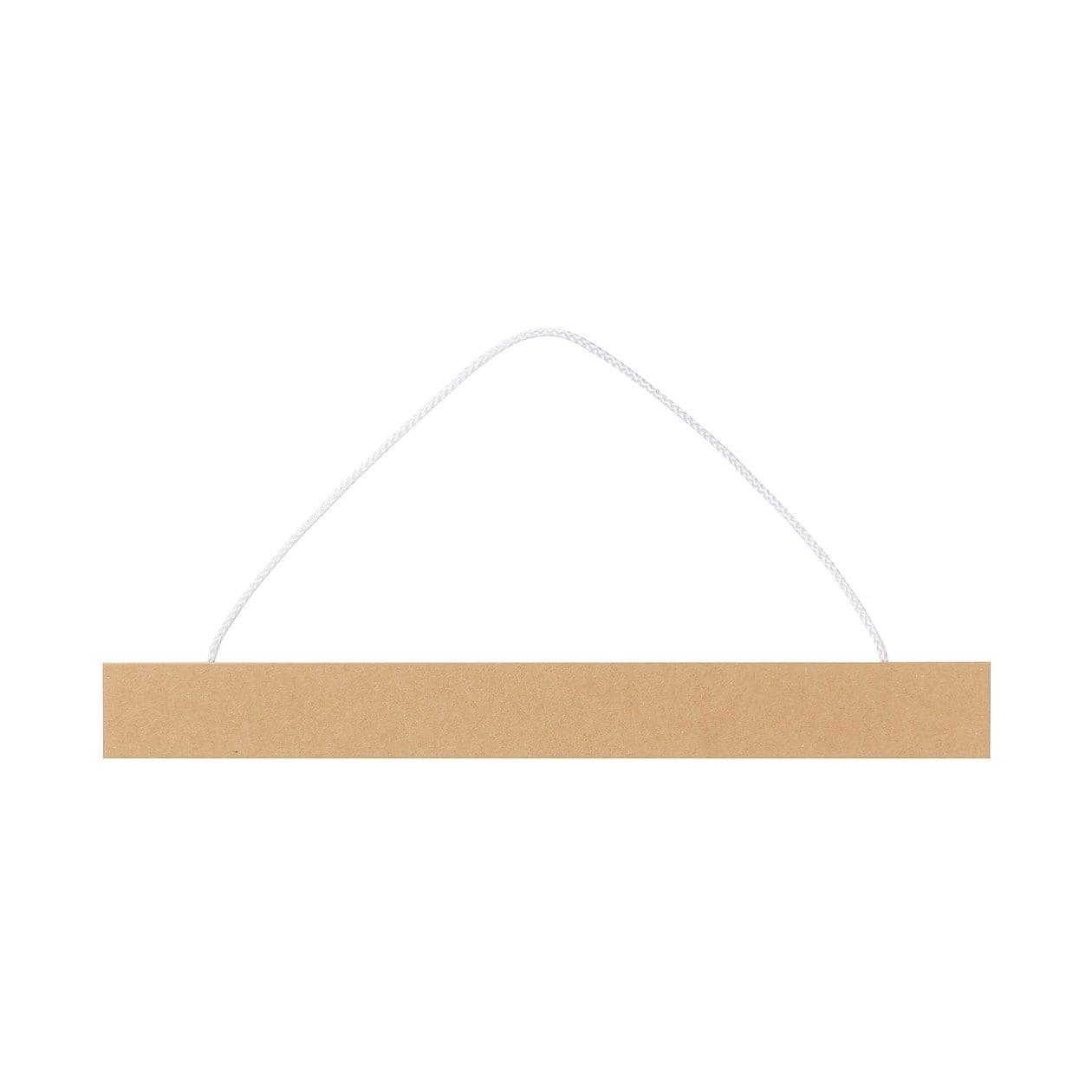 おえかきマグネットハンガー 約幅2×長さ21cm