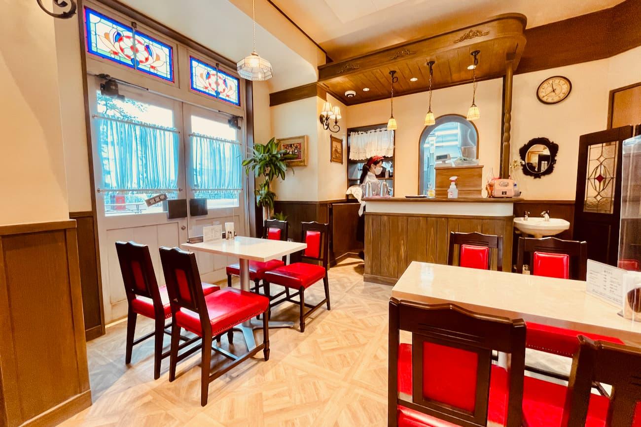 古き良き昭和の喫茶店
