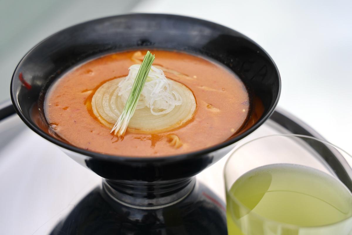 ヴィーガンラーメン味噌(辛)¥1,320