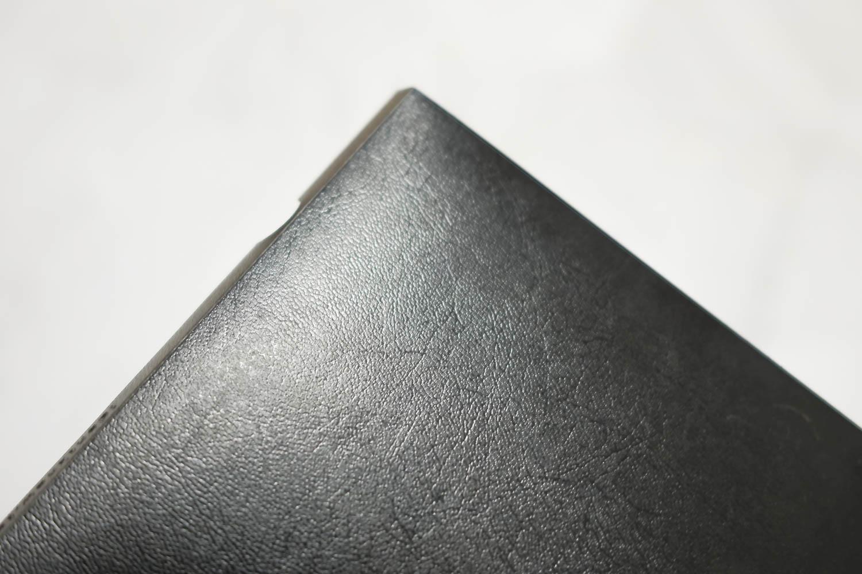 表面の素材感