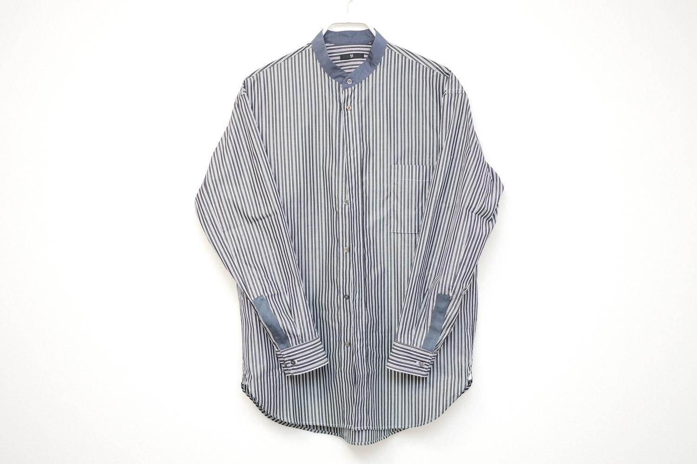 程よいデザイン性がちょうどよいオーバーサイズシャツ