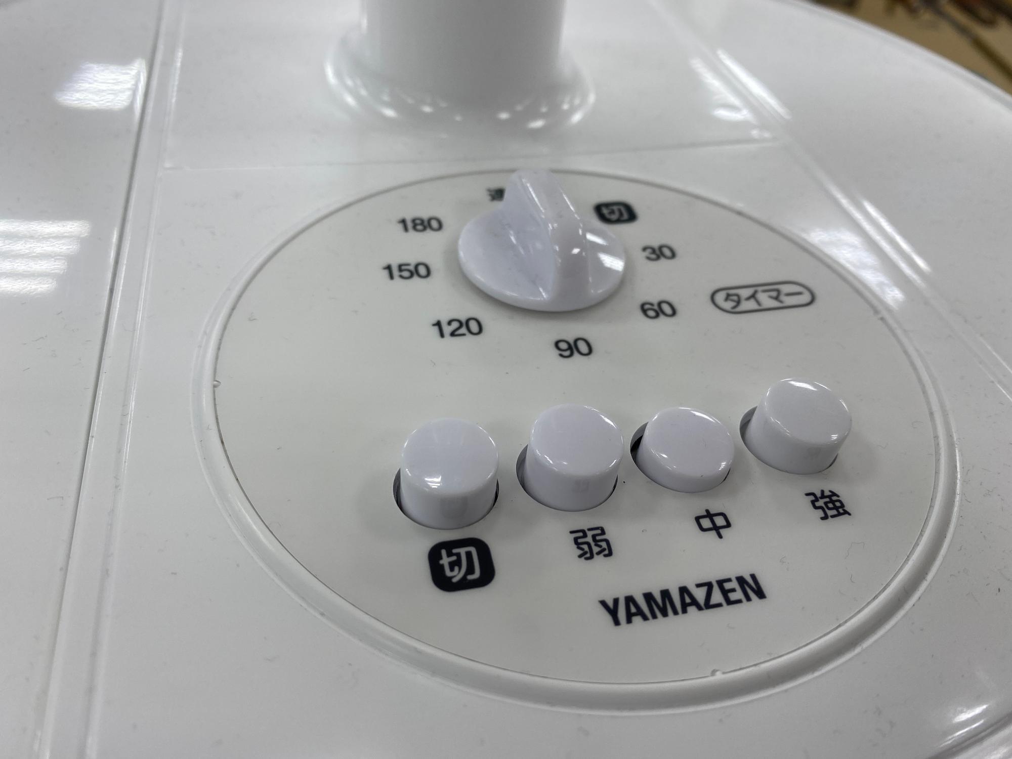 メカ式の機種のボタン