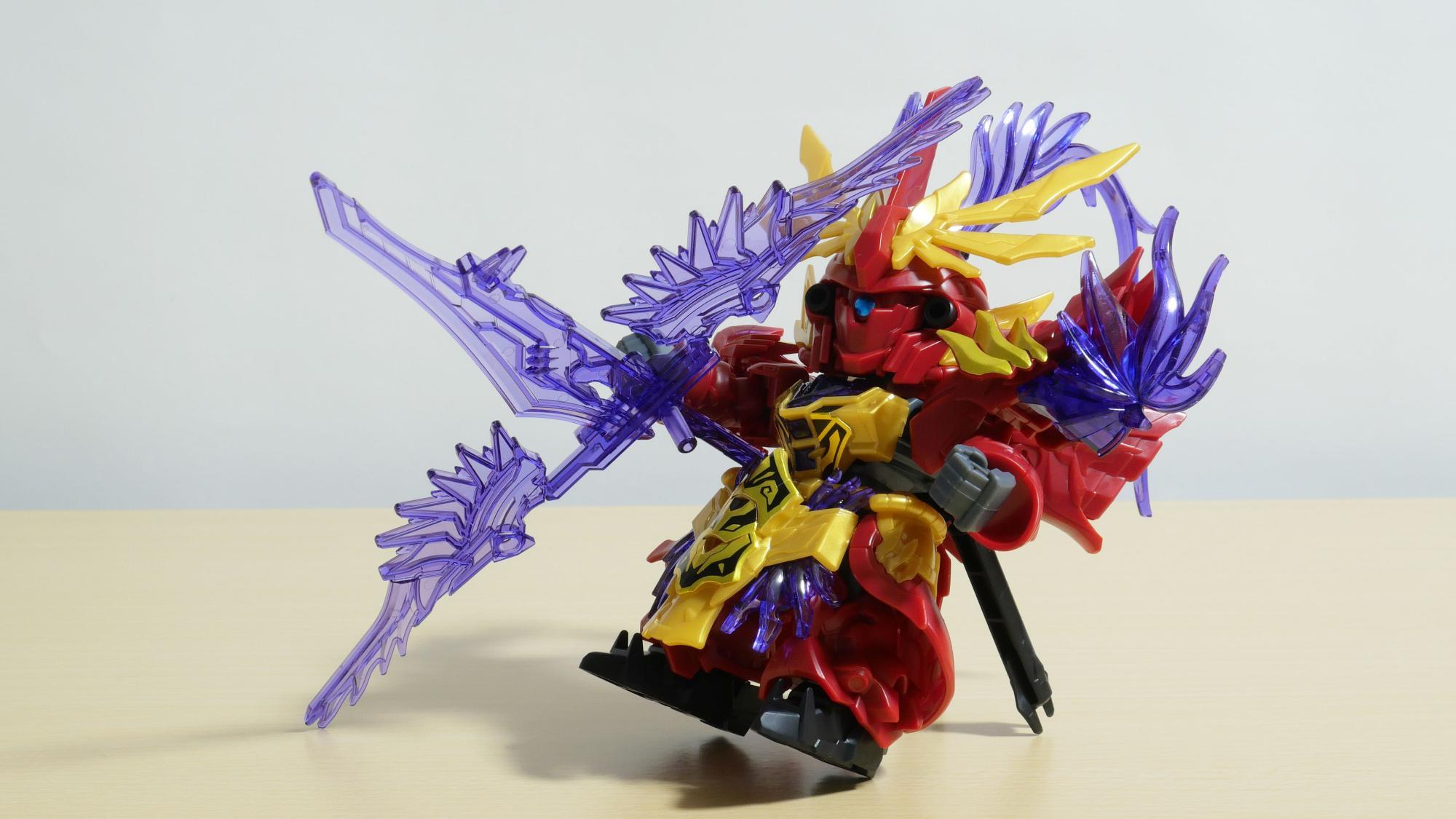 方天紫炎弓