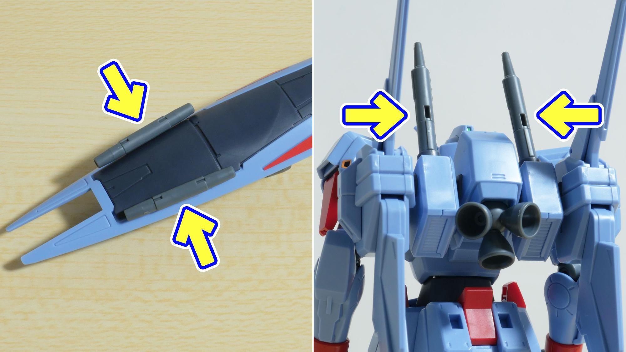 左:標準タイプ / 右:大型タイプ