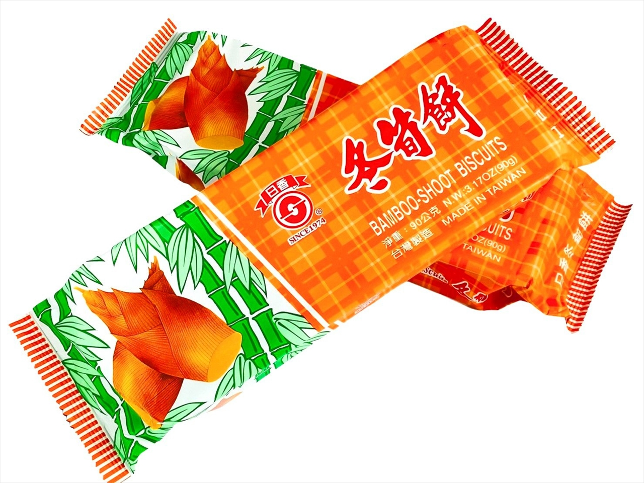 日香食品 竹の子 クラッカー