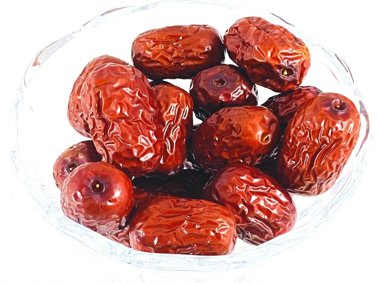中華料理に使われる干しナツメで知られたフルーツ『ナツメ』。