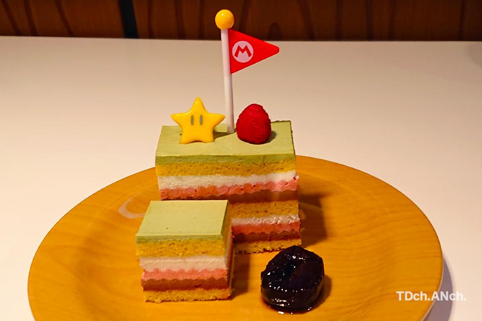 ゴールポール・ケーキ ¥800